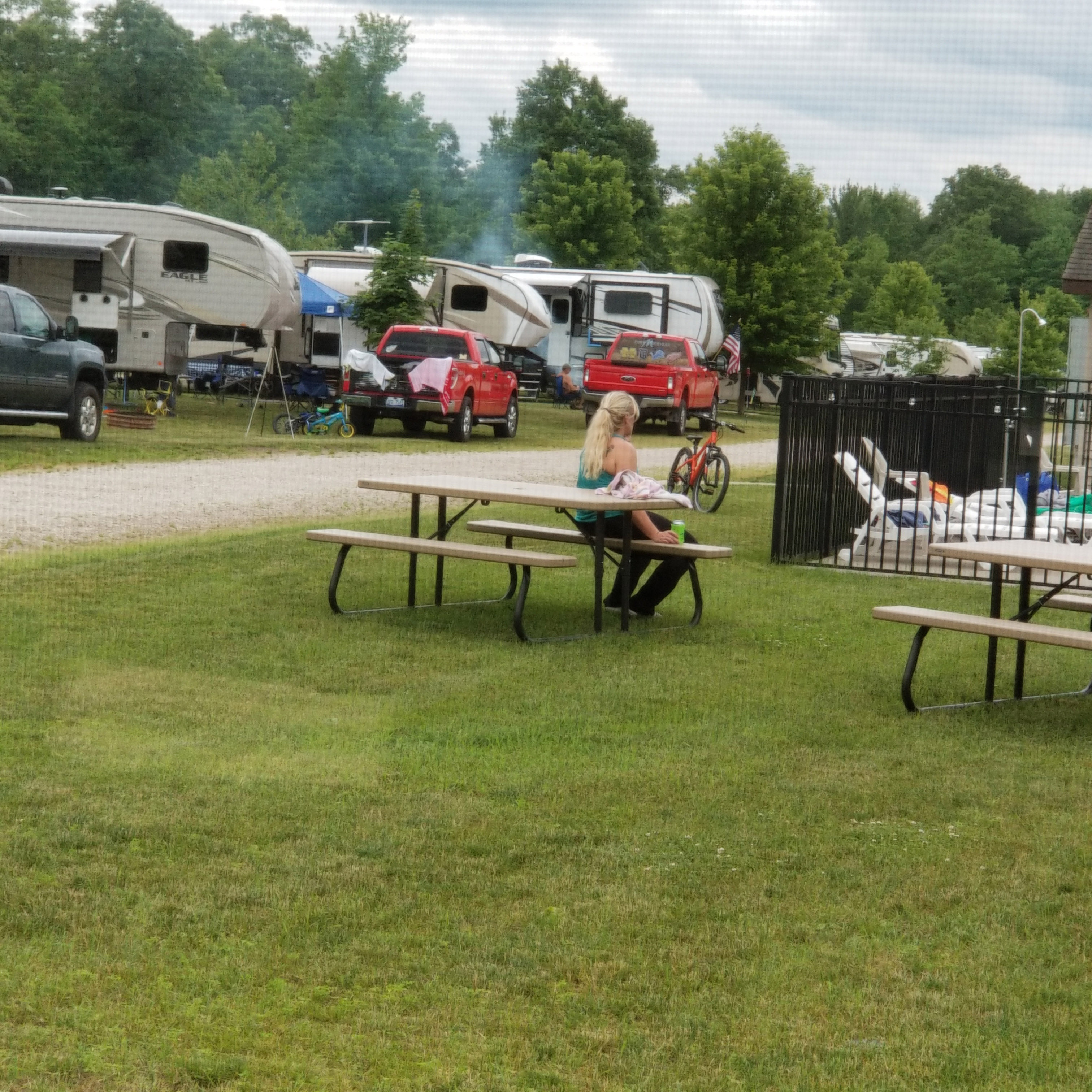 Welcome to Irons RV Park and Campground - Irons RV Park and